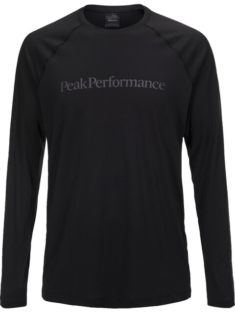 Peak Performance Gallos Co2 LS Shirt Men Black